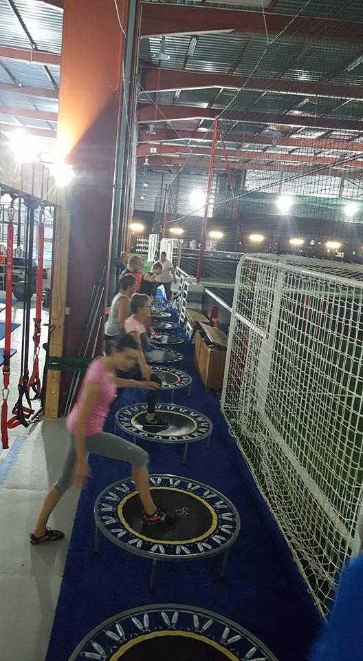 training cardio, coach in box, nicolas delpech